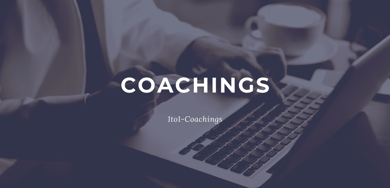 Big Change – 10 Coaching Sessions